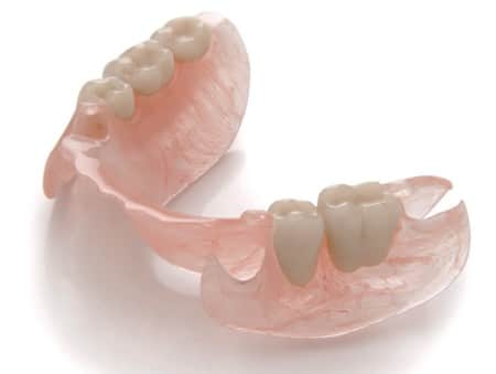Частичный съемный зубной протез Acry free